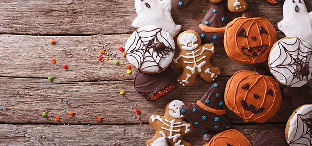 Delicious and Healthy Halloween Treats!
