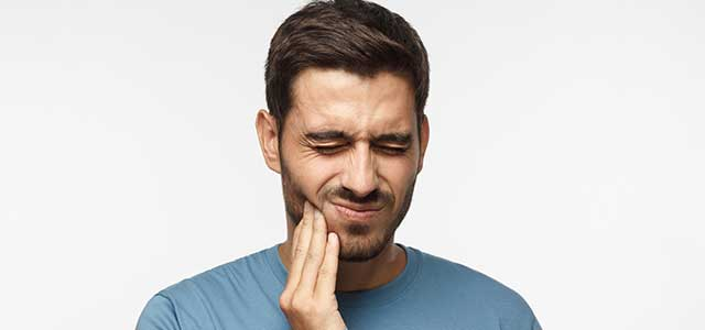 The main causes of toothache