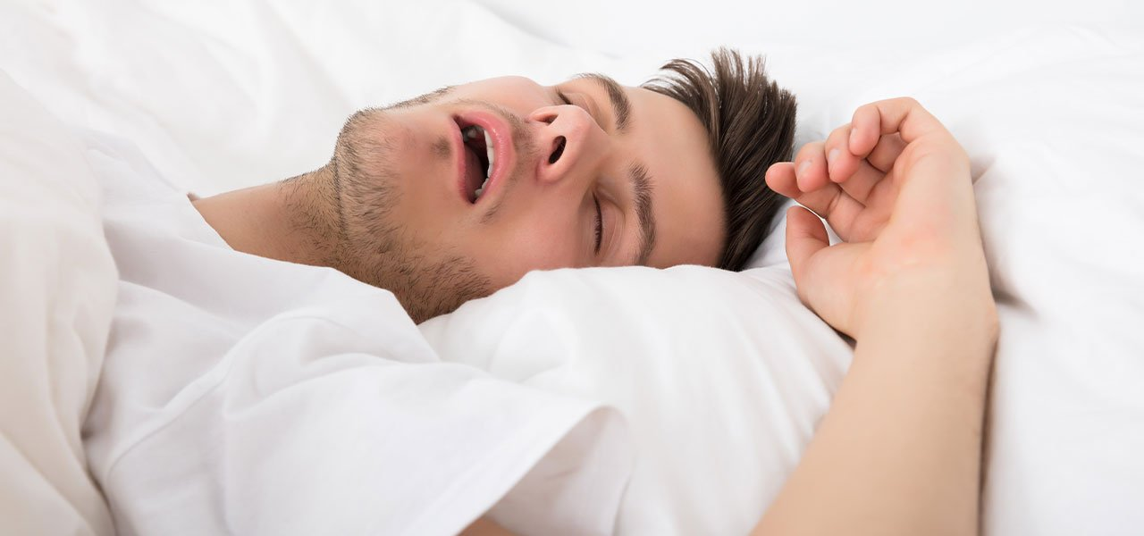 How to Stop Snoring & Finally Get a Good Night's Sleep
